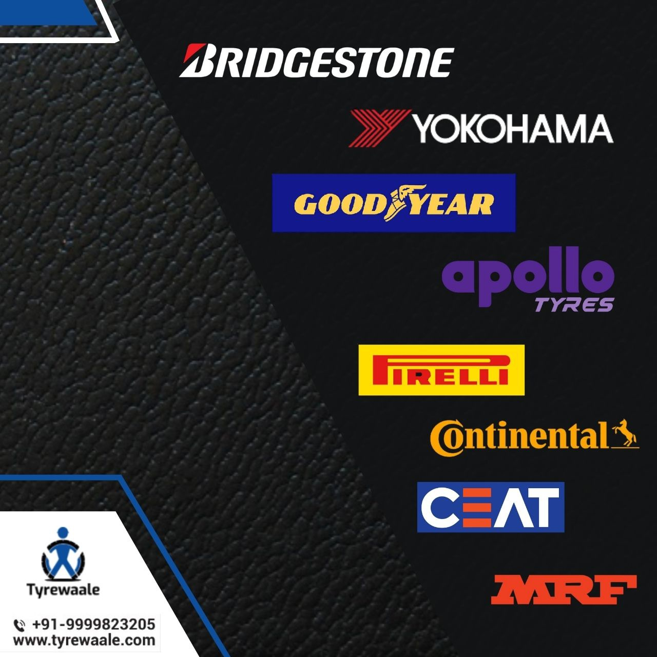 Best Car Tyre Brands In The Market