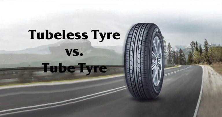Advantages Of Tubeless Tyre Over A Normal Tyre