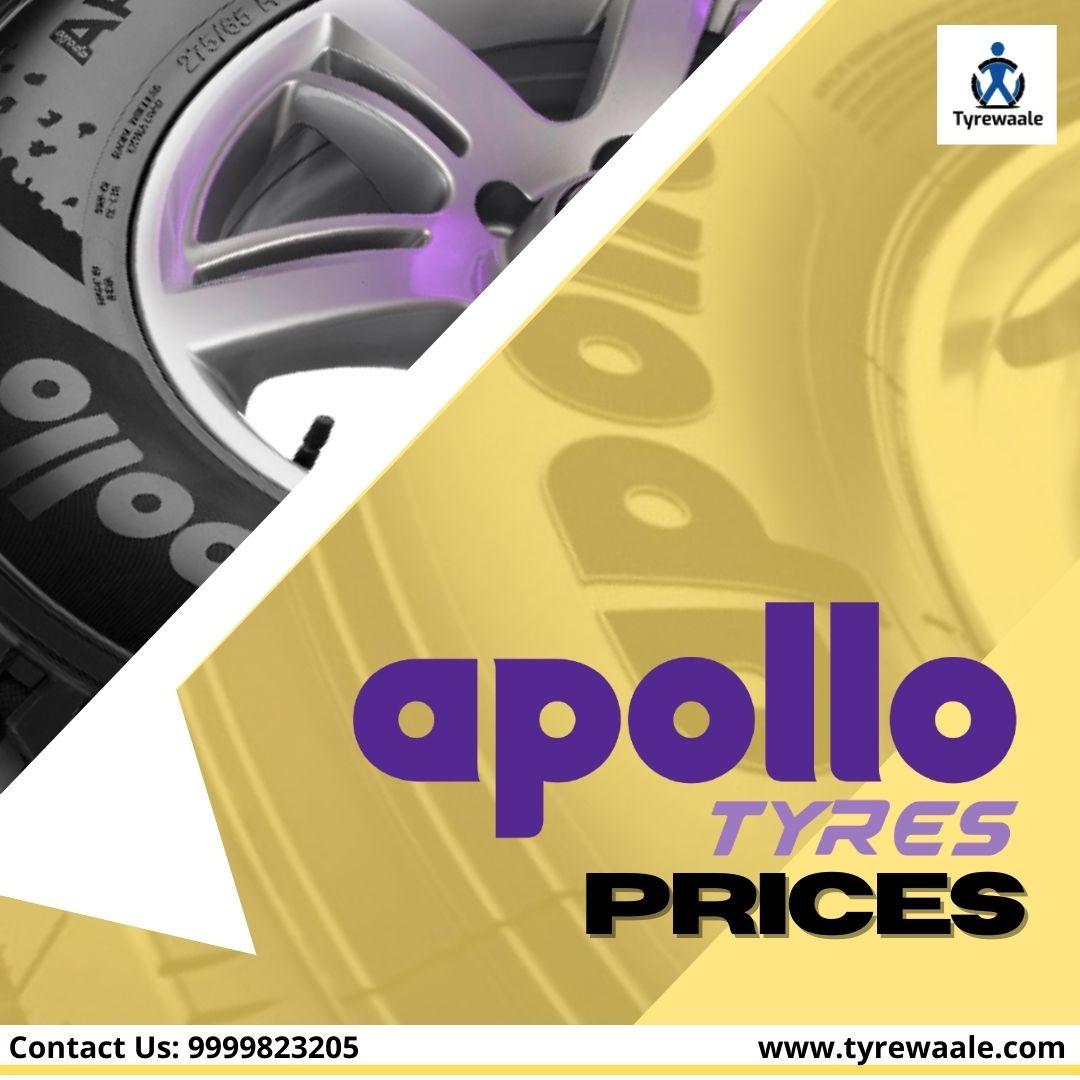 Apollo Car Tyre Price List In India