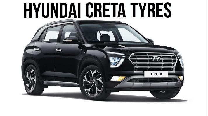 Hyundai Creta Tyres