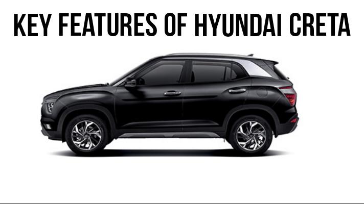 Key Features of Hyundai Creta