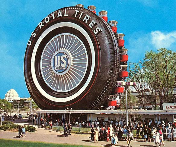 world largest tyre